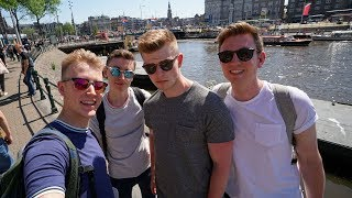 Ep.90 | BUDGET TRIP TO Amsterdam for £150!!