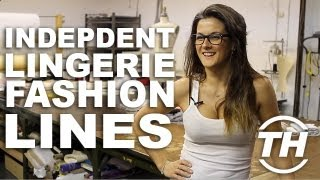 Lingerie Fashion Lines - THTV Interview With Allicia Martin