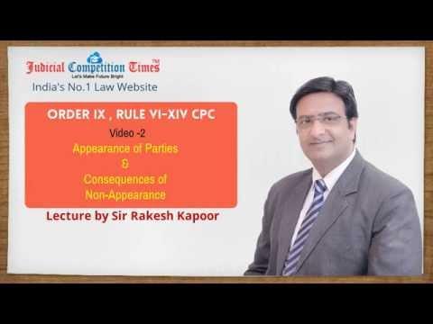 decree cpc india
