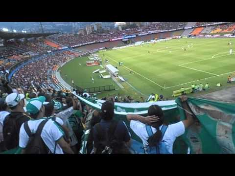 """Frente Radical en la loma sept-04-2011 Full HD"" Barra: Frente Radical Verdiblanco • Club: Deportivo Cali"