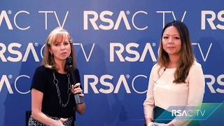 RSAC APJ - Interview with Charmian Aw