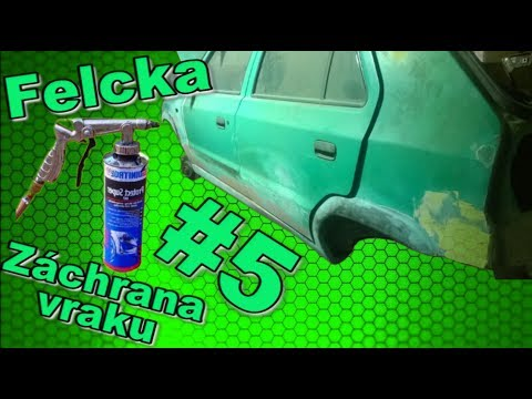 Event-VLOG #63 - Felcka - Stříkáme spodek :) (5/7)