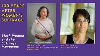 Black Women and the Suffrage Movement   100 Years After Women's Suffrage thumbnail