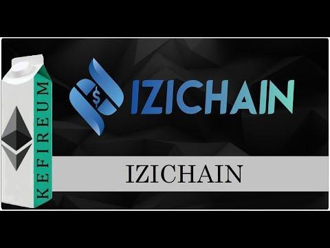 Обзор ICO компании IZICHAIN