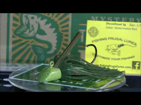 Fishing Frugal Lures Shovelhead Jig – Mystery Tackle Box