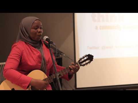 thinkTALK #1 - First Performance by Kafayat Quadri
