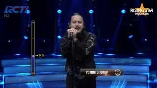 "Gambar cover Dimas Fadillah ""Jangan Ada Angkara"" Nicky Astria - Rising Star Indonesia Live Audition Eps  8"