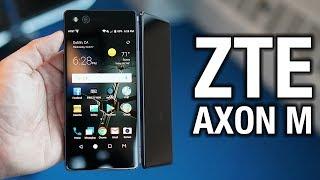 Meet the ZTE Axon M!