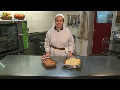 Gratin d'escalopes de dinde et far breton