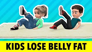 Best Kids Workout To Lose Belly Fat