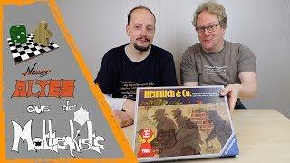 #Mottenkiste - Heimlich und Co (Spiel des Jahres 1986)