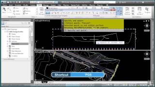 Учебное пособие в 3d autocad civil