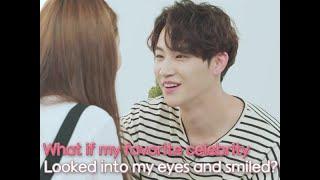 What if GOT7 JB did my makeup? ENG SUB • dingo kbeauty