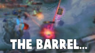 THE PERFECT BARREL - How To Rek 3 People Diving You... | Funny LoL Series #501