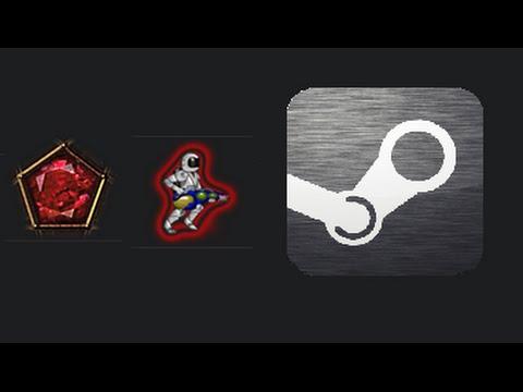 "Создаем значок ""Bug Smasher"" и ""Gravity Apprentice"" в Steam"