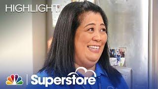 Sandra Asks Glenn to Officiate Her Wedding - Superstore