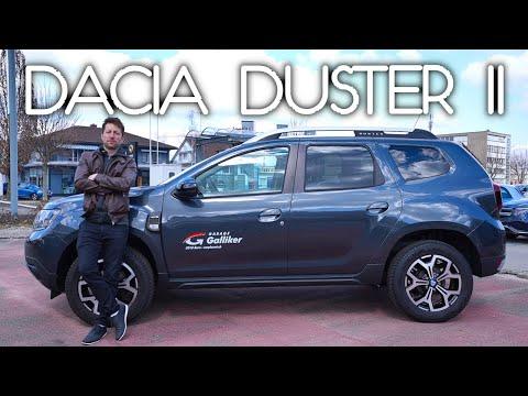Dacia Duster ll 2021 Review Interior Exterior
