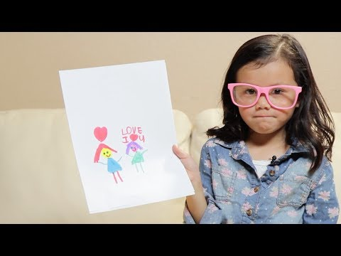 How Would You Draw Love? - Adorable!