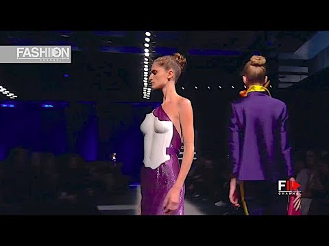 ULISES MERIDA Fall 2019 MBFW Madrid - Fashion Channel