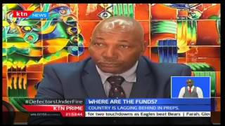 Funds for the preparation of World Under 18 championships not yet allocated, KTN Prime 9/20/2016