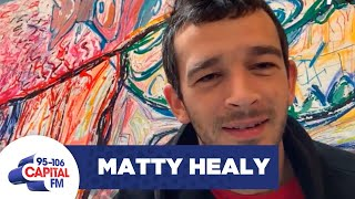 The 1975s Matty Healy Gives A Tour Of His Studio | Interview | Capital