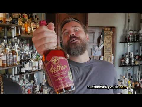Whiskey Review: Old Weller Antique 107 *Bourbon Whiskey