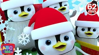 Jingle Bells - Penguins | +More Nursery Rhymes & Kids Songs - Cocomelon (ABCkidTV)