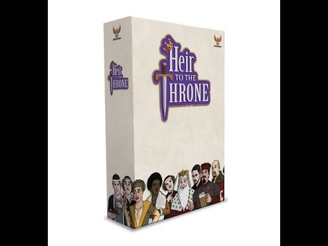 Bower's Game Corner: Heir To The Throne Review