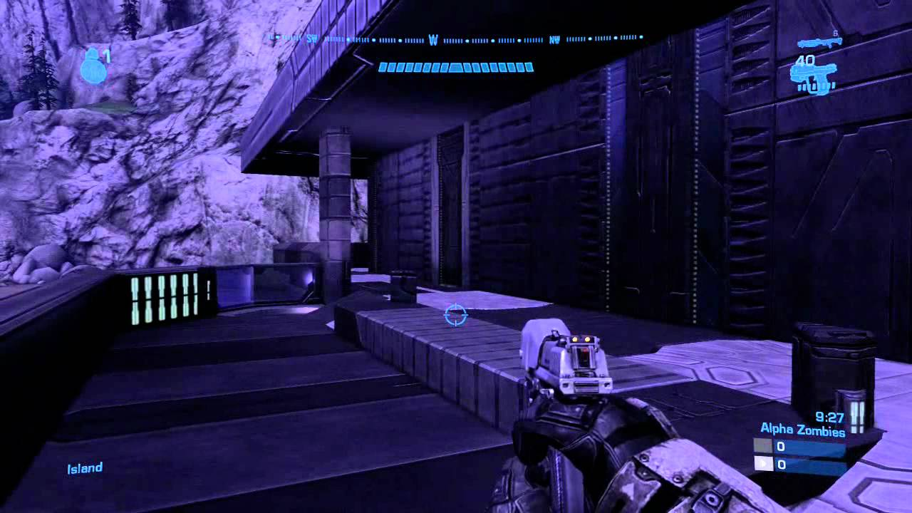 A Halo: Reach Recreation Of Resident Evil's Most Infamous Location