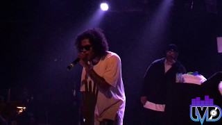 """Ab-Soul Performs """"Huey Knew THEN"""" Live @ Baltimore Soundstage"""