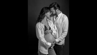 """""""პატარა პრინცის მოლოდინში"""" - გველესიანი ფეხმძიმე მეუღლის ულამაზეს ფოტოებს აქვეყნებს"""