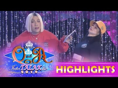 It's Showtime Miss Q & A: Vice and Anne can't stop themselves from dancing