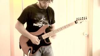 Together Forever - Stryper (Guitar Solo Cover)
