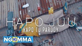 Nyashinski - Hapo Tu ft Chris Kaiga (PARODY) HAPO JUU BY PADI WUBONN