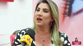Quer se inspirar hoje? Veja essa entrevista! Luzia Costa, exemplo de superação e fé!!