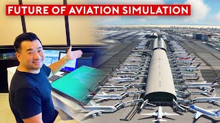 The Future of Aviation Simulation