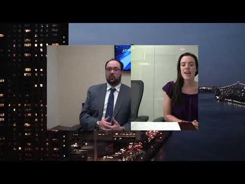 The Adam Leitman Bailey, P.C. Intern Experience testimonial video thumbnail