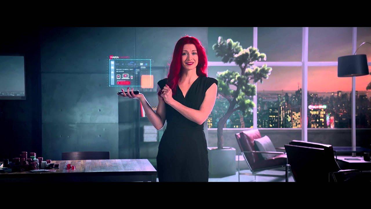 Maria Casino - Meet the new Maria