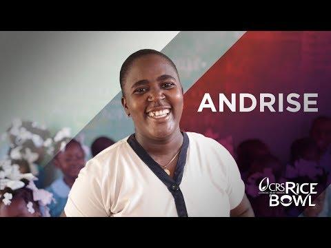 Andrise in Haiti