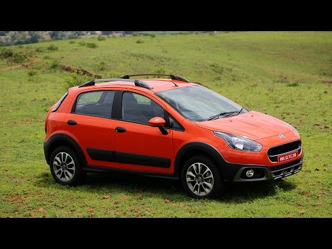 2014 New Fiat Avventura - Road Test Review (India)