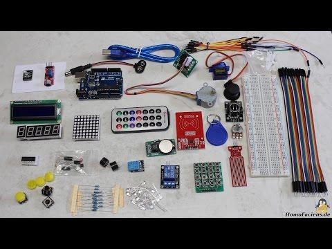 Mikrocontroller Starter Bausatz
