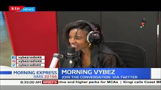 Morning Vybez People: Should caning be reintroduced back in schools to curb misbehaviour - part two