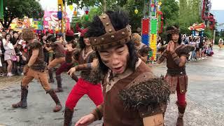 Shanghai Disney Parade in 4K - Uncut Full Length  July 2019