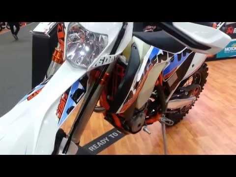 KTM 350 EXC-F 2015 SIX DAYS Caracteristicas Precio Colombia Walkaround