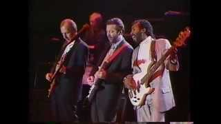 Eric Clapton - Layla (Piano Exit). Live in Tokyo, Japan 1988