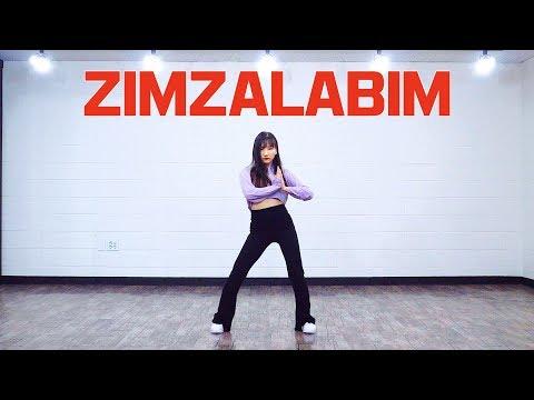 레드벨벳 Red Velvet '짐살라빔 (Zimzalabim)' | 커버댄스 DANCE COVER | 안무 거울모드 MIRRORED | 유림 YURIM