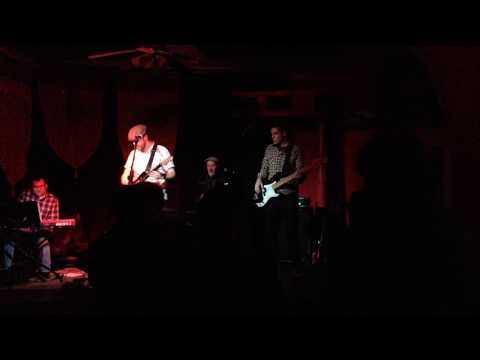 "Tom Leggett Band - ""You May Never Know"" - Blue Nile Balcony Room, New Orleans, Fri., Feb. 7, 2014"