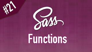 Sass تعلم ال Function وكيف تقوم بعمل وظيفة تفيدك