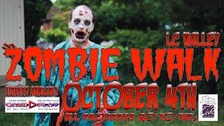 Zombie Walk Promo Video