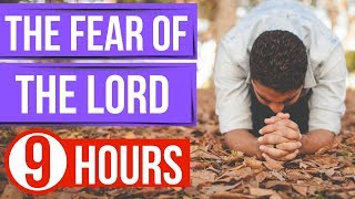 The Fear of the LORD (Bible Verses for Sleep)
